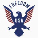 Freedom Eagle by Mark Omlor