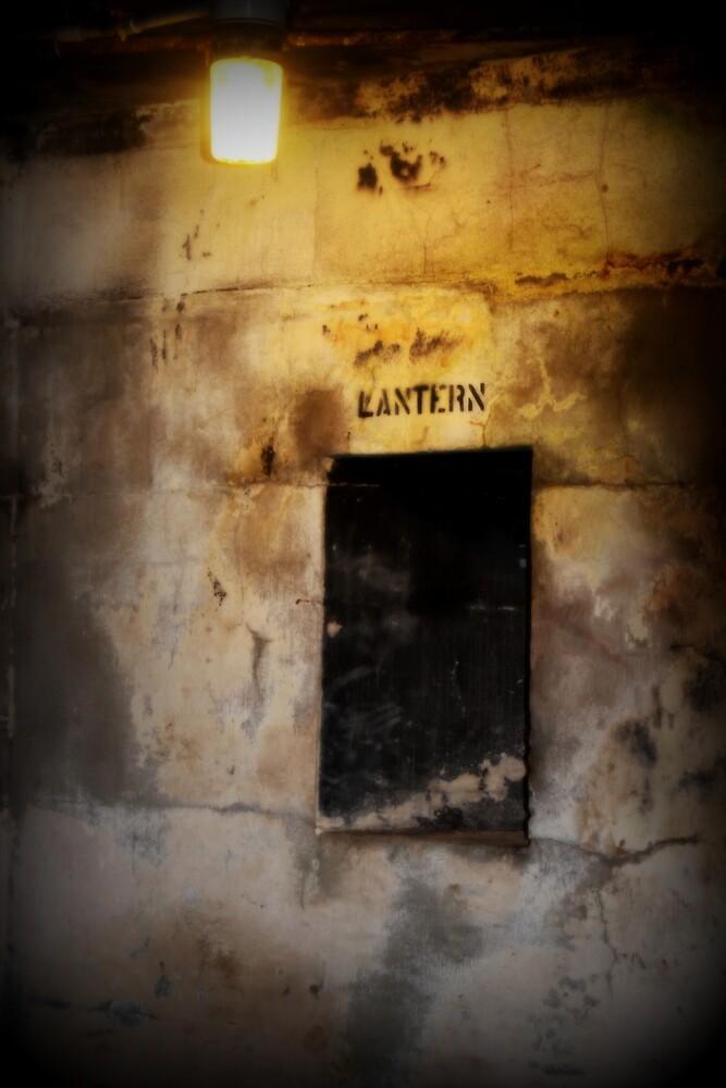 Battery Mishler lantern well by Dawna Morton