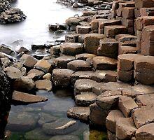 """""""Giant's Causeway"""" by Karl  Zielke"""