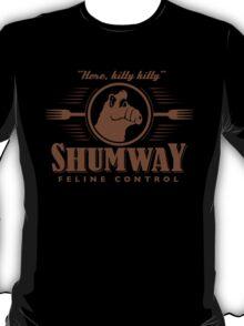 Shumway Feline Control T-Shirt