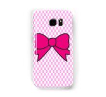 Ribbon - Pink Samsung Galaxy Case/Skin