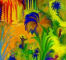 THE LAND OF LITTLE PEEPS..... by Sherri     Nicholas