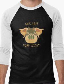 GOT-HAM-022 Men's Baseball ¾ T-Shirt