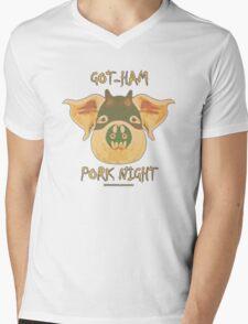 GOT-HAM-022 Mens V-Neck T-Shirt