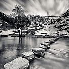 Stepping Stones 2 by Paul Richards