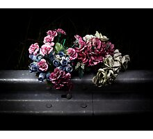 Roadside memorials #2 Photographic Print