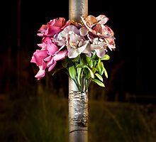 Roadside memorials #11 by Andrew Styan