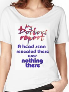 HEAD SCAN Women's Relaxed Fit T-Shirt
