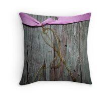 Roadside memorials #23 Throw Pillow
