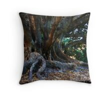 Magestic Fig Throw Pillow