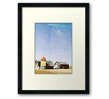 Barns Framed Print