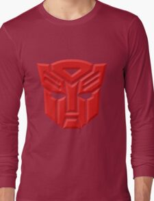 Autobot Long Sleeve T-Shirt