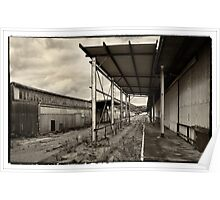 Old Albany Woolstore's   #02 Poster