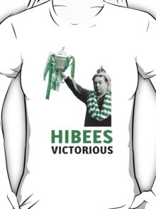 Hibs Scottish Cup T-Shirt