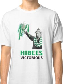 Hibs Scottish Cup Classic T-Shirt