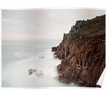 Cathedral Cliff Poster