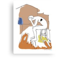 Biffy Clyro - Puzzle Canvas Print