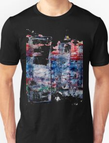 In the Midst of Life. Layer after Layer. The Family: mother with two kids.  T-Shirt
