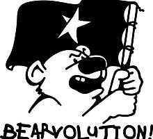 Bear Revolution by chrisbears