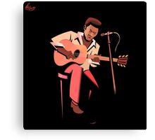 Bill Withers Canvas Print