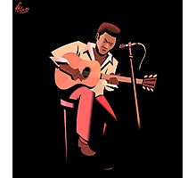 Bill Withers Photographic Print