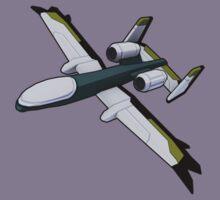 A-10 Warthog drone by Conor O'Kane