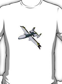 A-10 Warthog drone T-Shirt