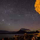 Elgol By Night by James Grant