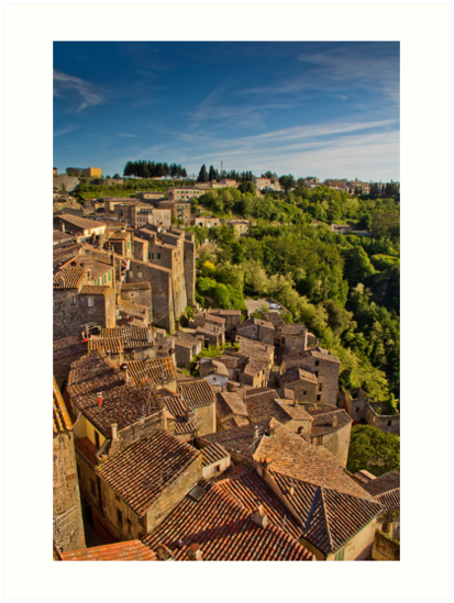 Sorano in Sunlight by vivsworld
