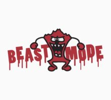 Beast Mode Monster by Style-O-Mat