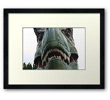 T Rex Framed Print