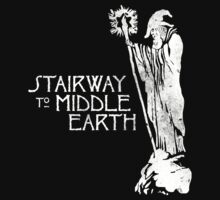 stairway to middle-earth by jerbing33