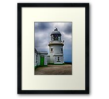 Pendeen Lighthouse Framed Print