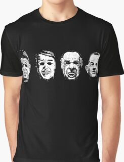 Ex-Presidents Graphic T-Shirt