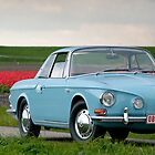 VW Karmann Ghia 1968 - 1 by Paul Peeters