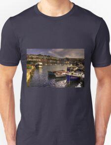 Boats at Brixham T-Shirt