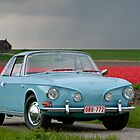 VW Karmann Ghia 1968 - 2 by Paul Peeters