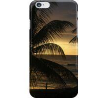 Tobago Sunset iPhone Case/Skin