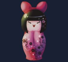 Cute Kokeshi by SaradaBoru