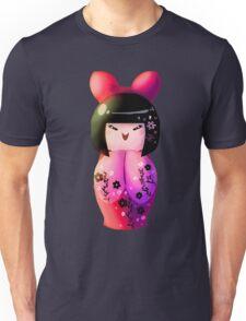 Cute Kokeshi Unisex T-Shirt