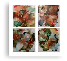 Coaster Set Canvas Print