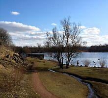 Duddingston Loch by Talia Felix