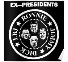 Ex-Presidents Poster