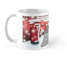 A Post Christmas Dalek Mug