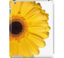 Yellow Gerbera iCase iPad Case/Skin