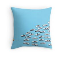 The Chase Throw Pillow