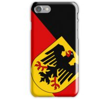 Smartphone Case -  State Flag of Germany - Diagonal  iPhone Case/Skin