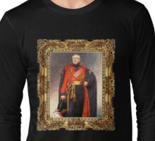 Sir Alex Ferguson, C-in-C Long Sleeve T-Shirt