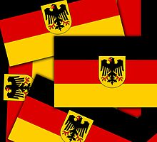Smartphone Case -  State Flag of Germany - Multiple by Mark Podger
