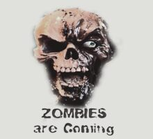 Zombies are Coming by magmin